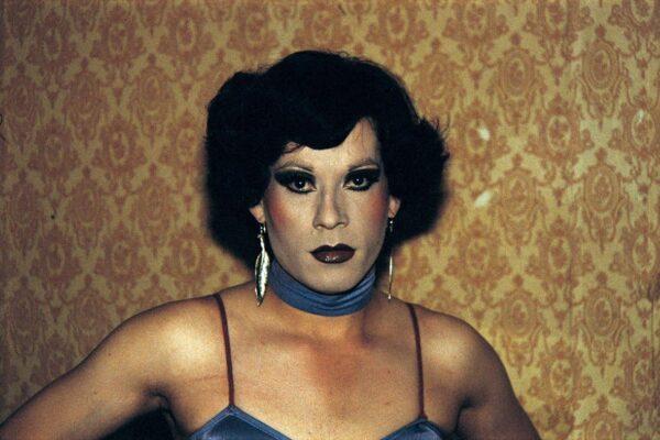 La manzana de Adan [Evelyn, La Palmera, Santiago], 1982-1986 (Digital print on Baryta paper)