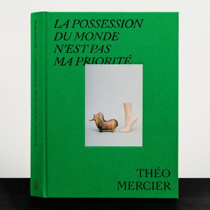 Théo Mercier - La possession du monde n'est pas ma priorité